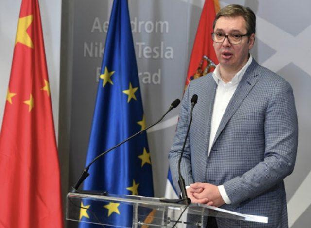 塞爾維亞的COVID-19疫苗推出量為歐洲第二快