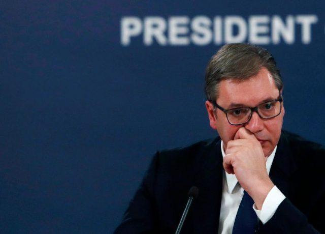 塞爾維亞總統宣布新的經濟援助計劃