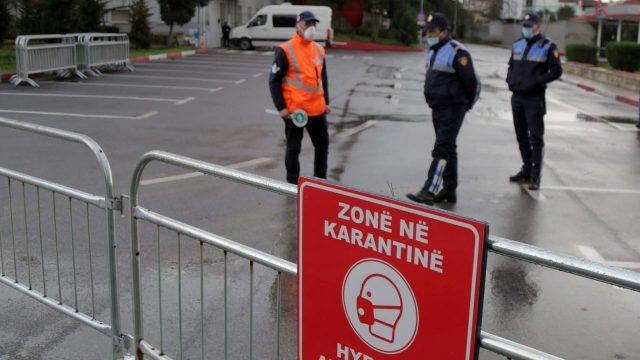 大流行中大東南歐的人權惡化