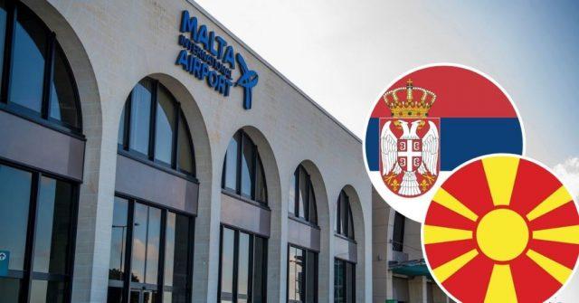 """社區團體敦促塞爾維亞和北馬其頓應加入馬耳他的""""琥珀色""""旅行清單"""