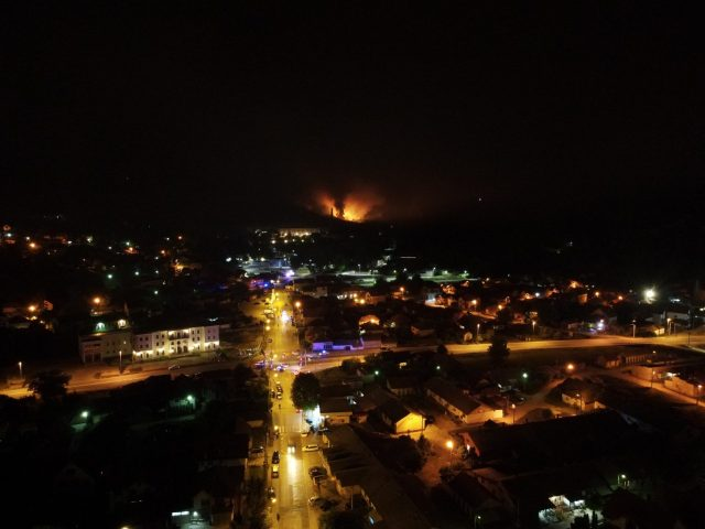 貝爾格萊德發生火災,發生在去年有 7 人死亡的同一棟建築中